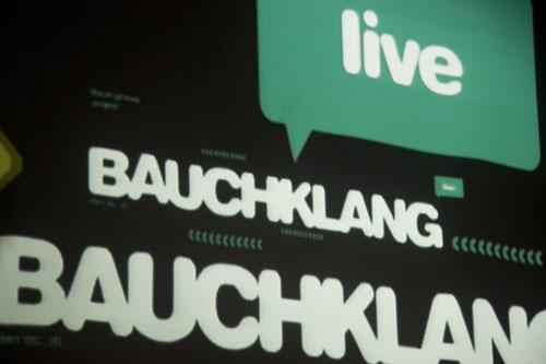 Fotky z koncertu Bauchklang