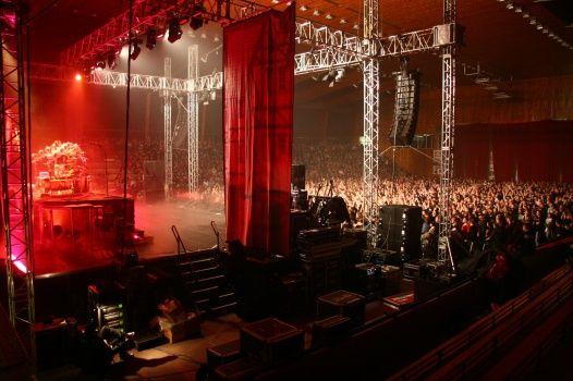 Helloween a Gamma Ray v Plzni