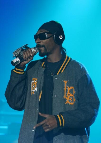 Snoop Dogg v Praze
