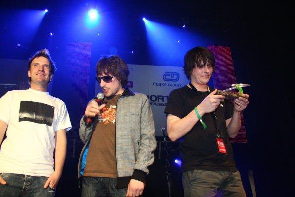 ŽEBŘÍK 2007