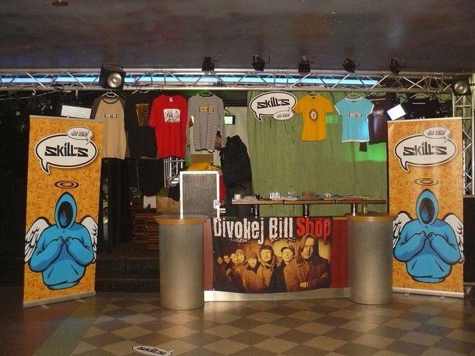 Divokej Bill v Krnově