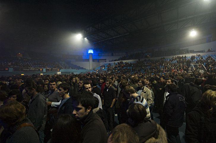 Massive Attack v Bratislavě