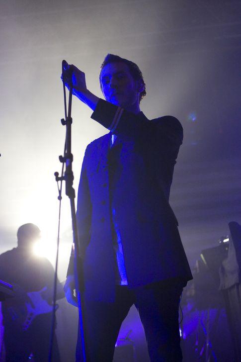 Massive Attack v Praze