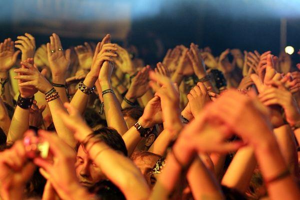 Masters Of Rock 09 – pátek