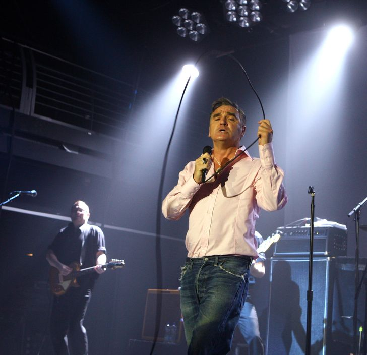 Morrissey v Divadle Archa