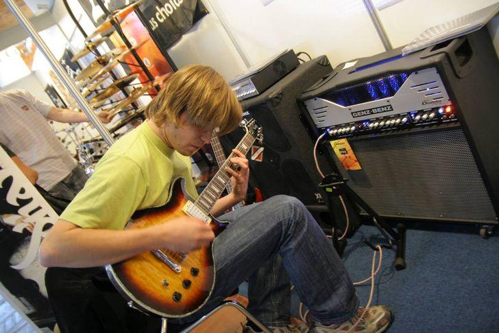 Veletrh Muzika 09