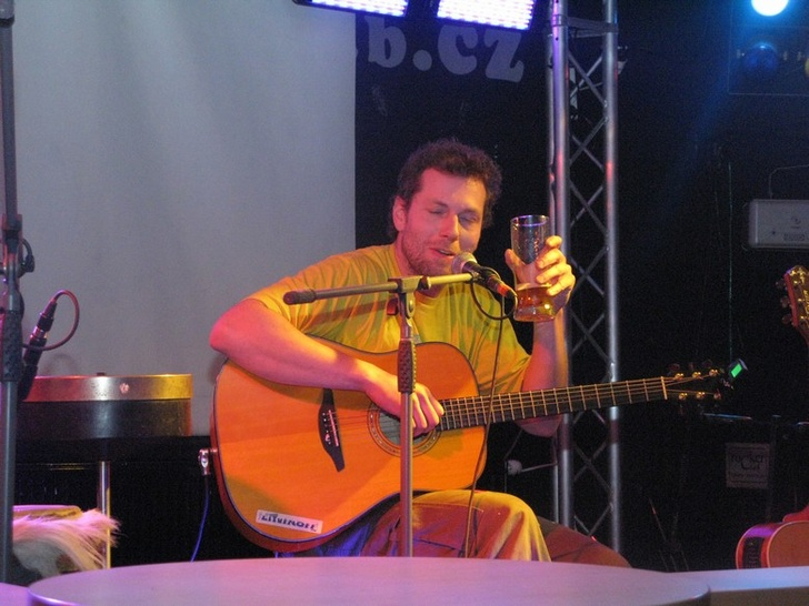Xavier Baumaxa v Krnově