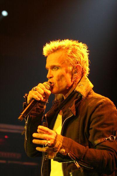 Billy Idol: Rebel Yell v Praze