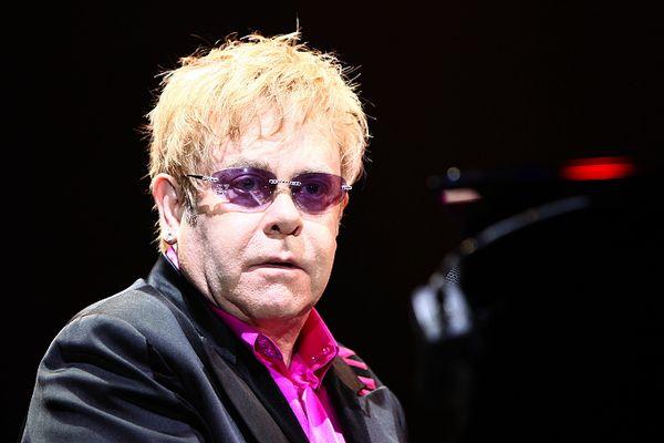 Elton John v O2 Areně