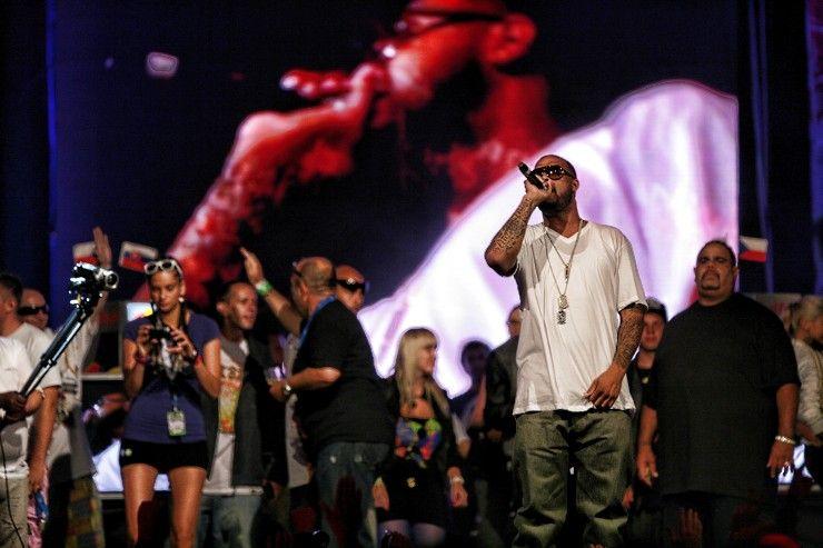 Hip Hop Jam - pátek/sobota