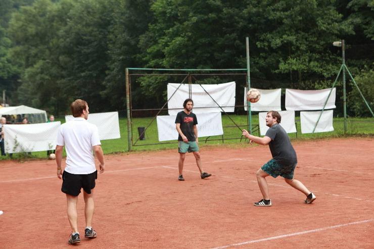 Nohejbalový turnaj kapel Festonda