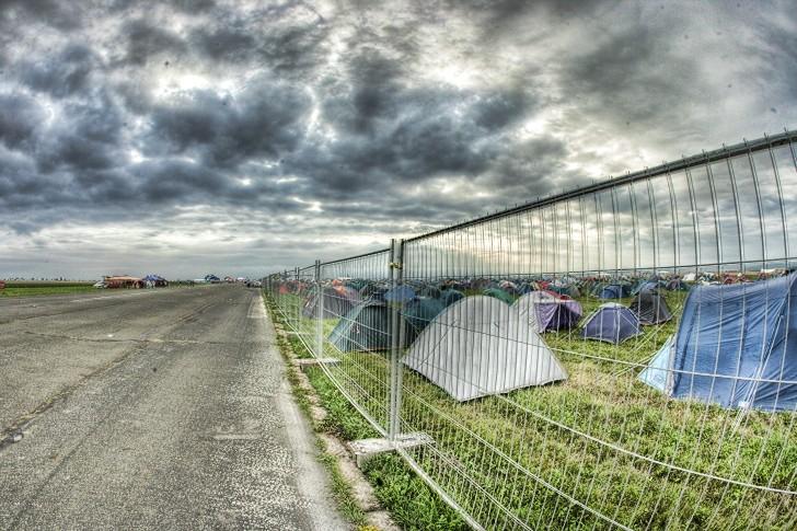 Open Air Festival - čtvrtek