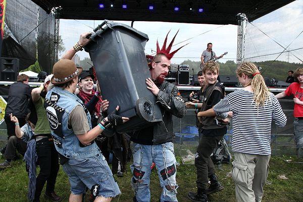 Punk na Džbáně