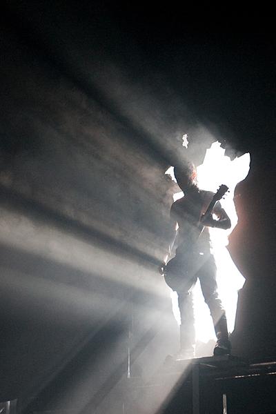 Rammstein přivezli do Ostravy zamilovanou desku