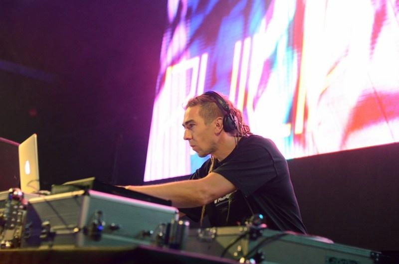 Beaty z Japonska v Česku: DJ Krush rozhoupal Lucerna Music Bar