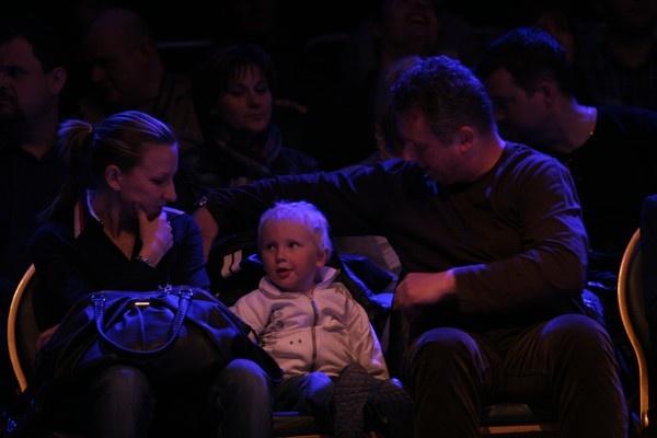 Bobby McFerrin vystoupil v Brně, ke zpěvu donutil i publikum