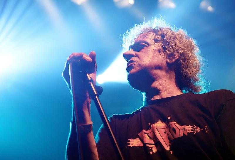Britští rockeři Uriah Heep představili nové album v Praze