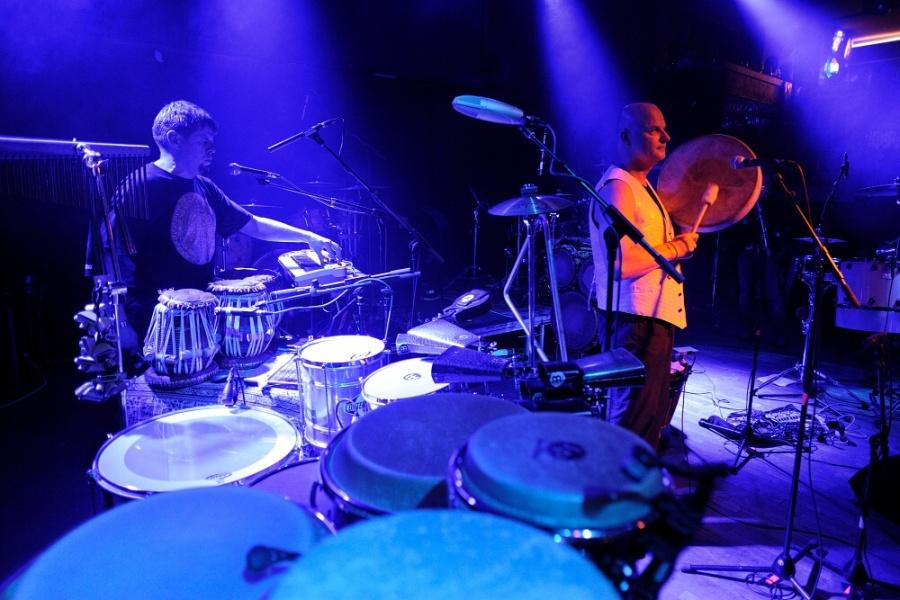 Bubeníci z celého světa se slétli na jedinečnou show do Prahy