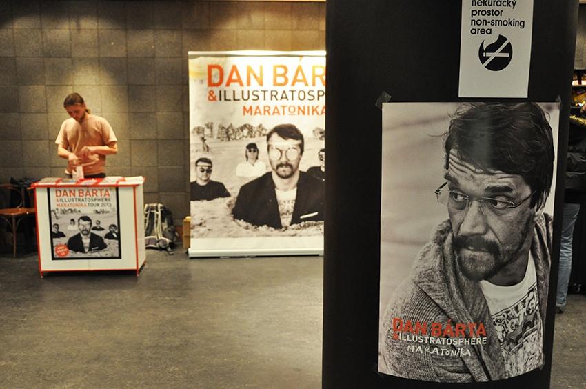 Dan Bárta křtil nové album i duše posluchačů