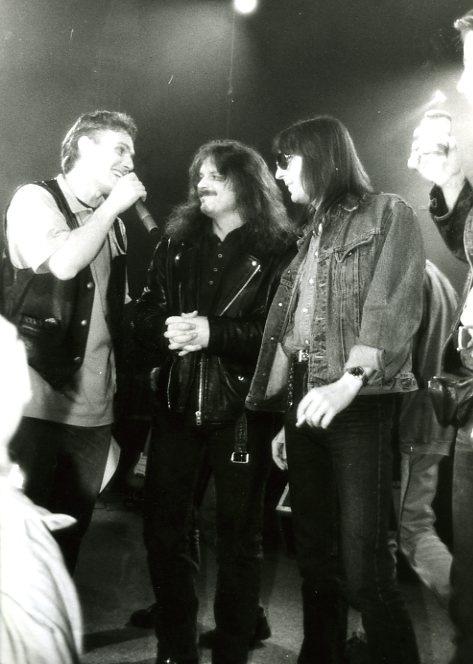 Žebřík 1995