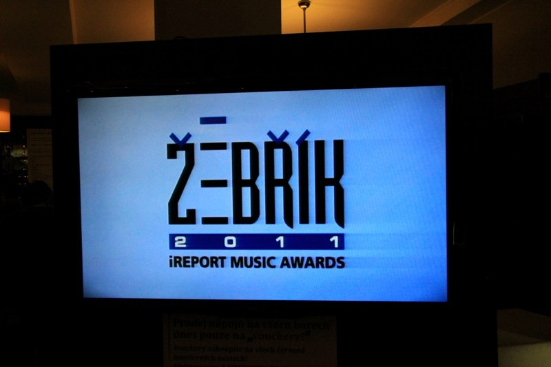 Žebřík 2011 Music Awards - IX.