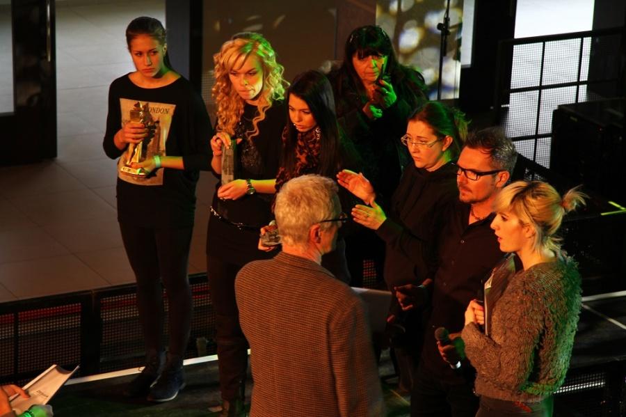 Žebřík 2012 Music Awards (VII.): Pětihodinový hudební maraton v Plzni
