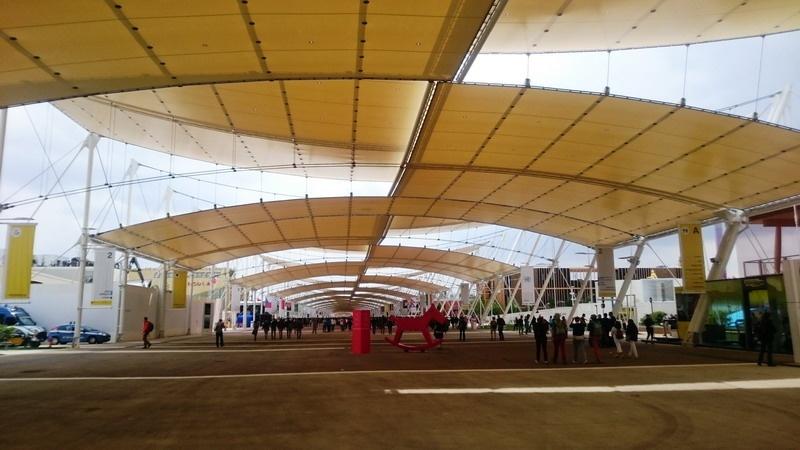 EXPO 2015: Český národní den na světové výstavě v Miláně byl plný vody a hudby