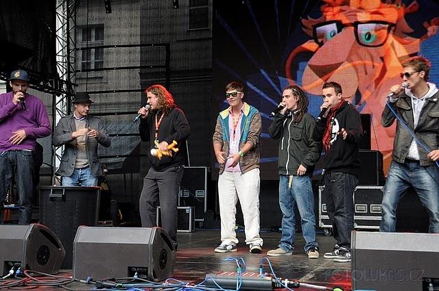ČEZ Energy fest podruhé: Monkey Business, Olympic, Kryštof, Mig 21 i Bartoška
