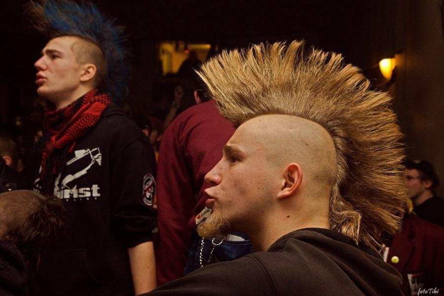 Fanoušci Sex Pistols se sešli v Plzni, zavzpomínali na úmrtí Sida Viciouse