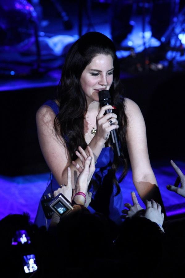 Festival Electronic Beats přivezl současnou pop divu Lanu Del Rey
