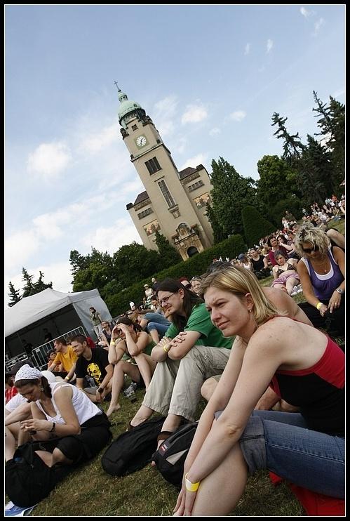 Festival Mezi ploty vrcholil v neděli, zahráli Sunshine, Vypsaná fixa i Dan Bárta