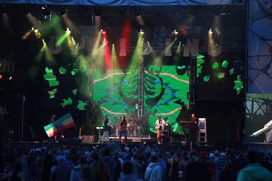 Festival Uprising v Bratislavě: Shaggy, Dub FX, The Skatalites, KRS-One i Aphrodite