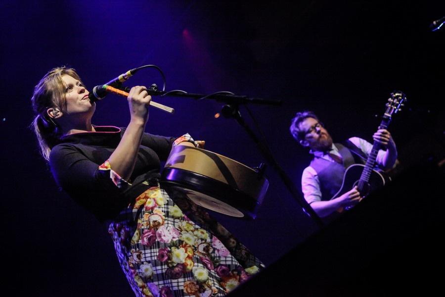 Folk-rockový Passenger předvedl v SaSaZu bravurní one man show