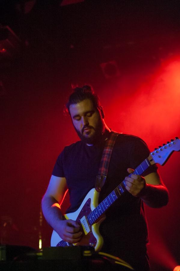 Geniální hudebník Son Lux poprvé v Praze