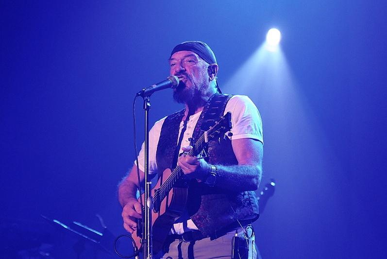 Ian Anderson vrátil Prahu o čtyřicet let v čase