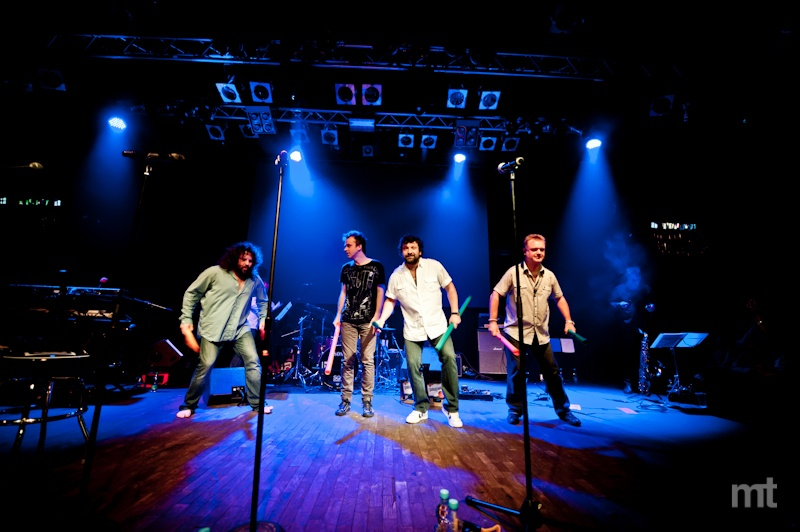 J.A.R. oslavili jaro v Lucerna music baru