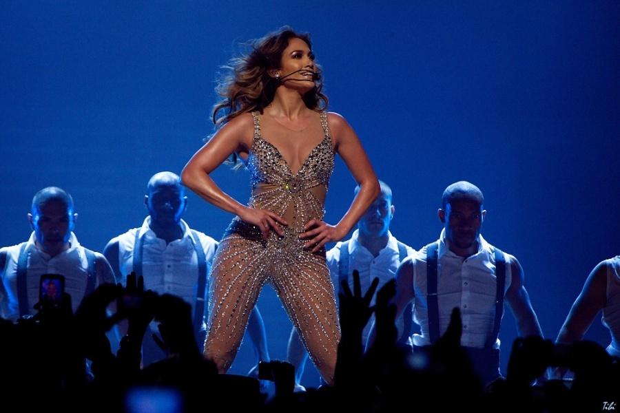 Jennifer Lopez v Praze: sex symbol v nejlepší formě