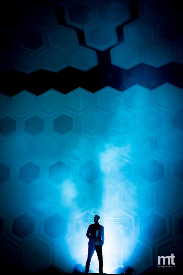 Justin Timberlake poprvé v Praze oslnil vyprodanou O2 arenu