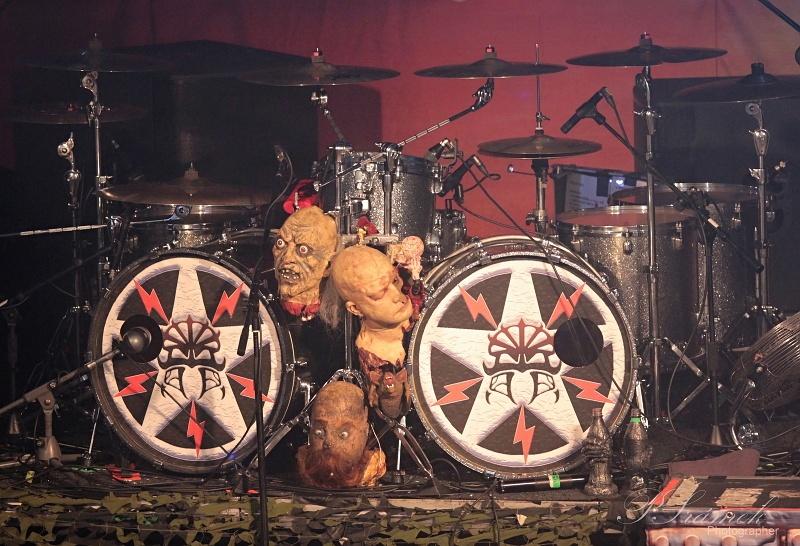 Lordi aneb přehlídka zrůd ve zlínském Rock Cafe