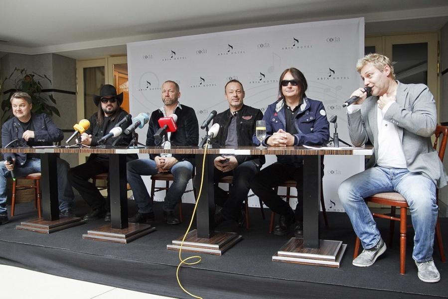 Lucie na tiskové konferenci oznámila další koncerty a budoucí plány