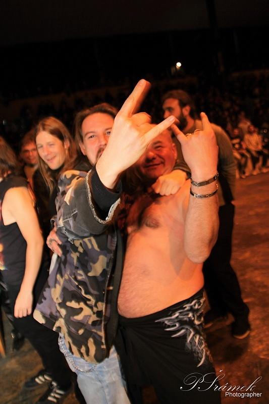 Manowar ve Zlíně: ještě více heavy metalu, ještě více Manowar