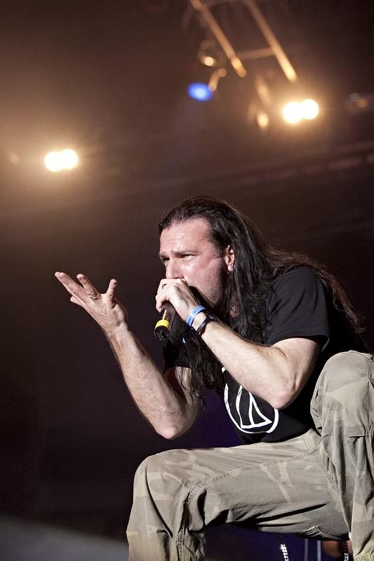 Masters od Rock III.: Sobotní večer patřil headlinerům Guano Apes