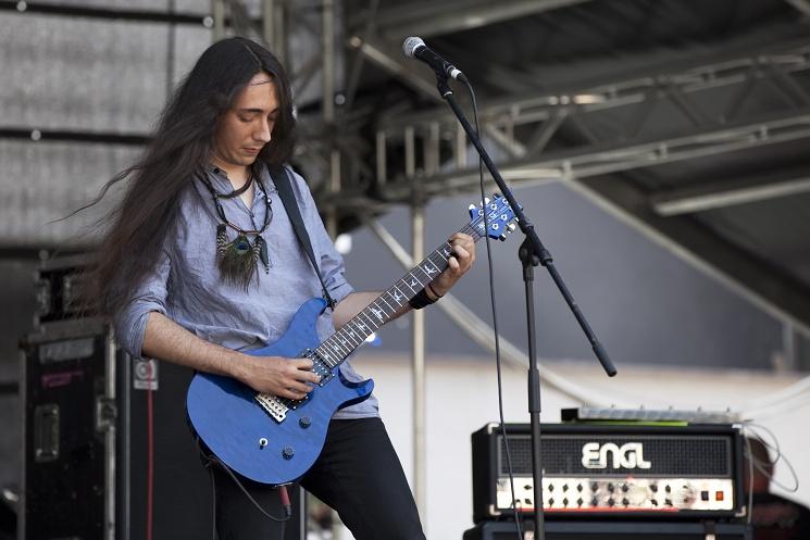 Metalfest v Plzni přivítal Cradle Of Filth, Sabaton, Saxon, Accept a další známá jména hard&heavy scény