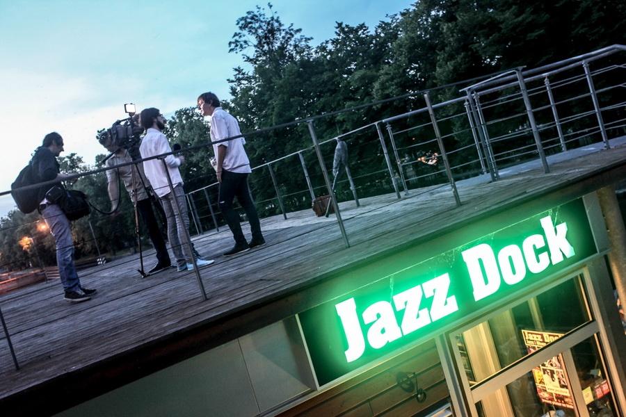 Michal Hrůza v Jazz docku rozjasnil svůj Den