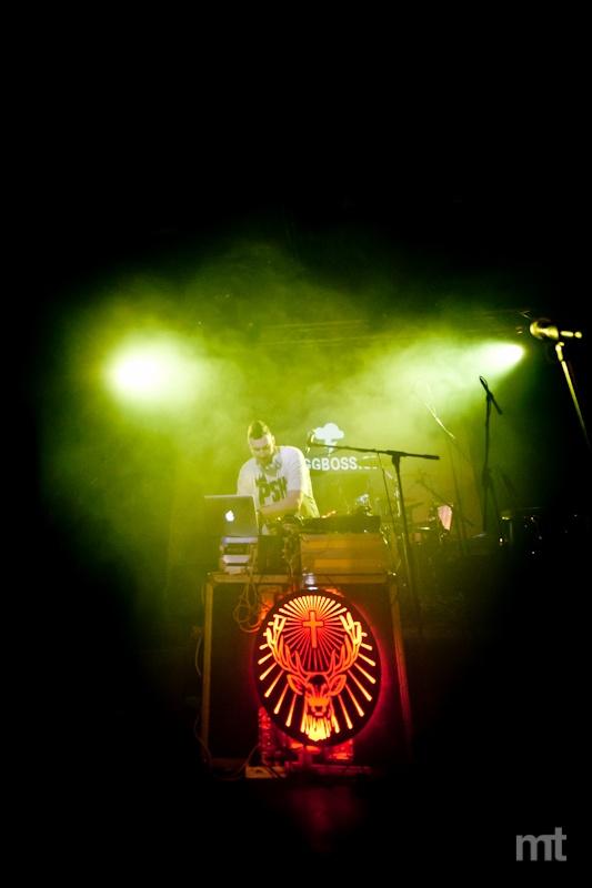Monkey Business a PSH v rámci společného turné vystoupili v pražské MeetFactory