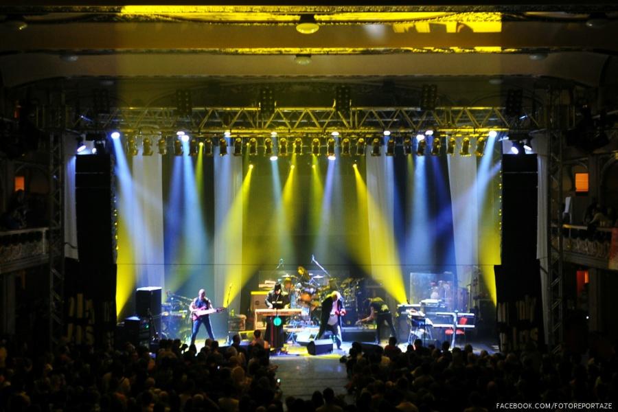 Monkey Business vystoupili v Lucerně, pozvali si Pražský výběr II.