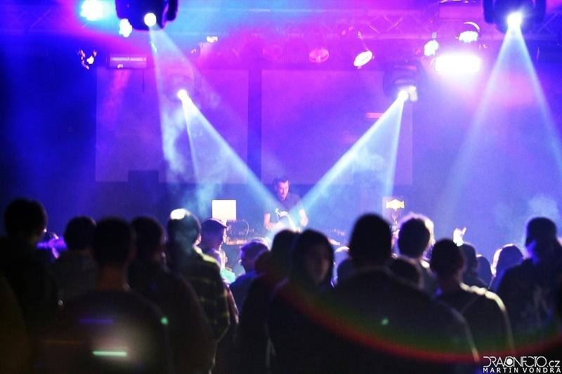 Na tanečním festivalu Let It Roll vystoupili LTJ Bukem & MC Conrad a řada dalších