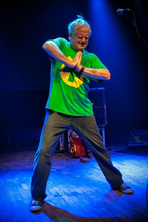NoMeansNo v Lucerna Music Baru: i po třiceti letech na pódiu energie na rozdávání