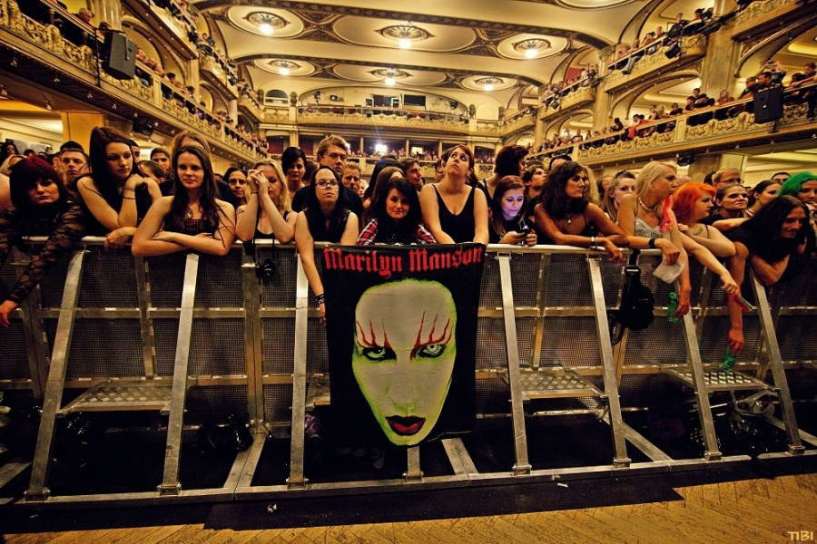 Peklo pod nadvládou Marilyna Mansona