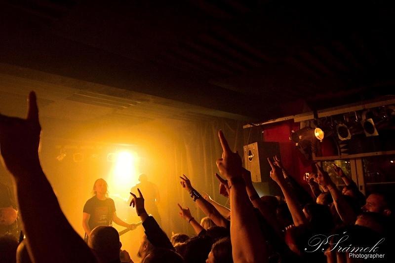 Pionýři black metalu Mayhem vyučovali v Ostravě